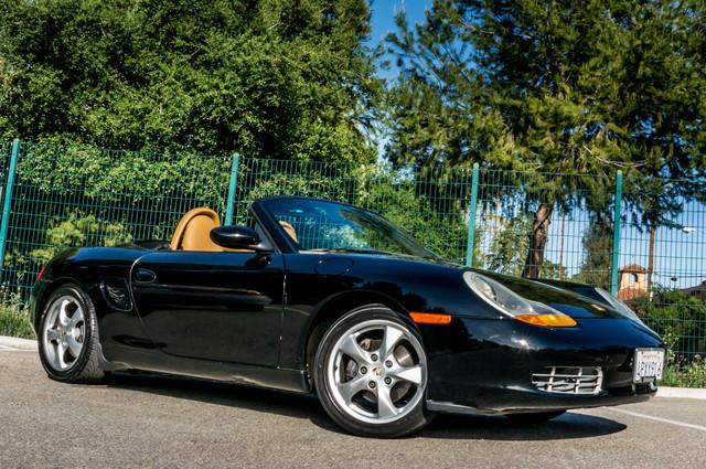 2001 Porsche Boxster  AUTO - LTHR - 95K MILES - 1-OWNER Reseda, CA 5