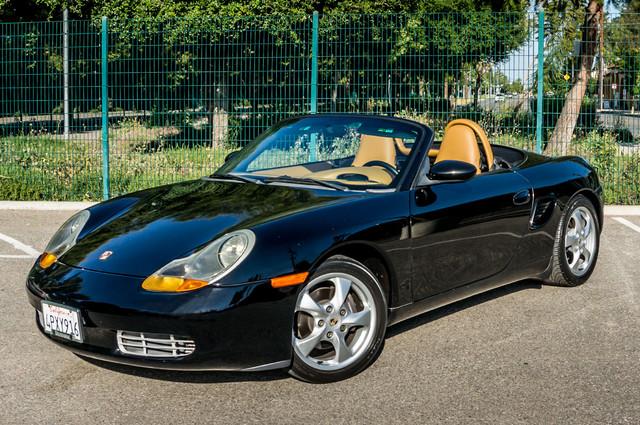 2001 Porsche Boxster  AUTO - LTHR - 95K MILES - 1-OWNER Reseda, CA 41