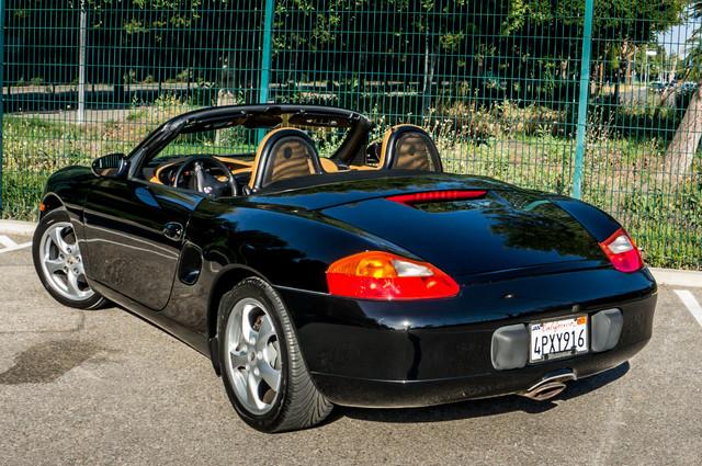 2001 Porsche Boxster  AUTO - LTHR - 95K MILES - 1-OWNER Reseda, CA 42