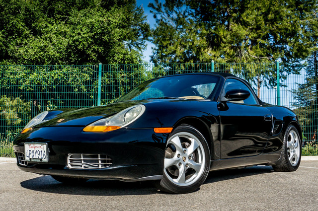 2001 Porsche Boxster  AUTO - LTHR - 95K MILES - 1-OWNER Reseda, CA 2