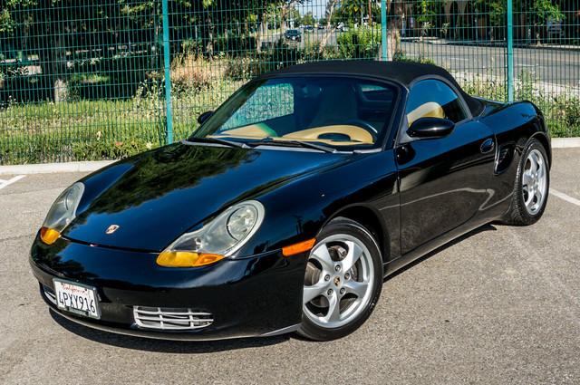 2001 Porsche Boxster  AUTO - LTHR - 95K MILES - 1-OWNER Reseda, CA 1