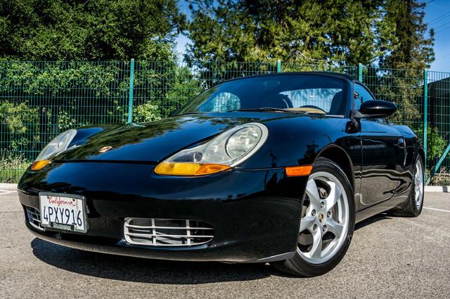 2001 Porsche Boxster  AUTO - LTHR - 95K MILES - 1-OWNER Reseda, CA 36