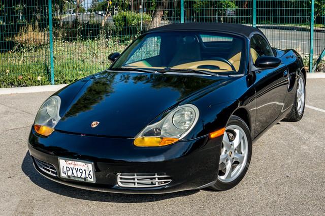 2001 Porsche Boxster  AUTO - LTHR - 95K MILES - 1-OWNER Reseda, CA 37