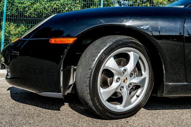 2001 Porsche Boxster  AUTO - LTHR - 95K MILES - 1-OWNER Reseda, CA 14