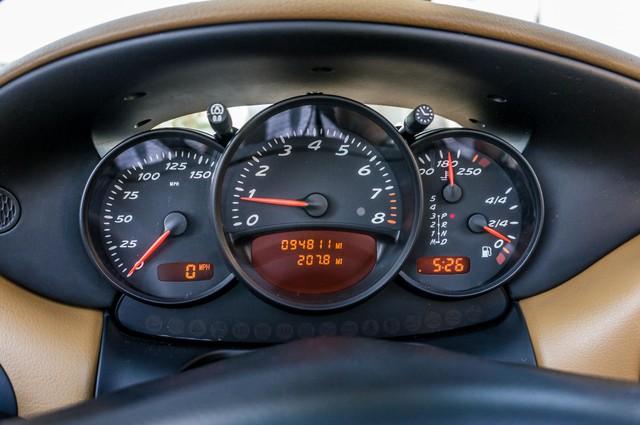 2001 Porsche Boxster  AUTO - LTHR - 95K MILES - 1-OWNER Reseda, CA 20
