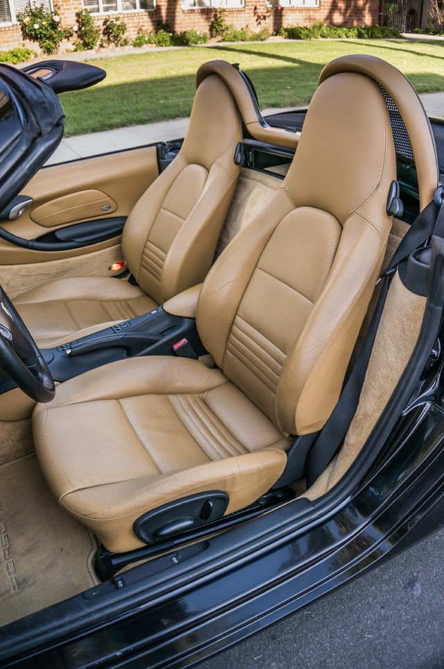 2001 Porsche Boxster  AUTO - LTHR - 95K MILES - 1-OWNER Reseda, CA 15