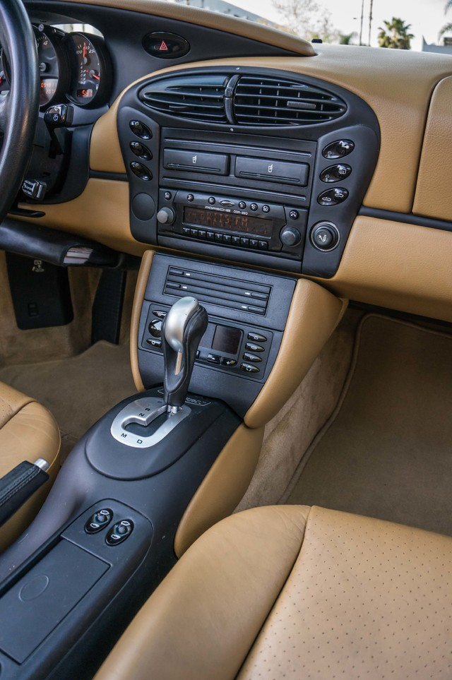 2001 Porsche Boxster  AUTO - LTHR - 95K MILES - 1-OWNER Reseda, CA 25
