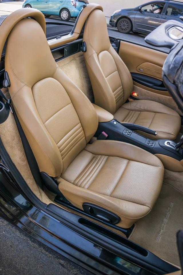 2001 Porsche Boxster  AUTO - LTHR - 95K MILES - 1-OWNER Reseda, CA 16