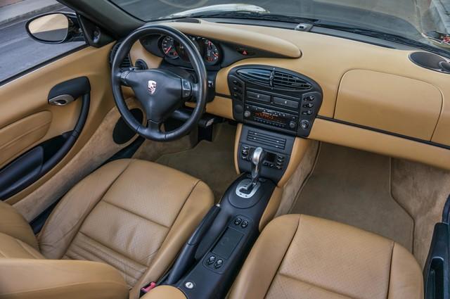 2001 Porsche Boxster  AUTO - LTHR - 95K MILES - 1-OWNER Reseda, CA 32