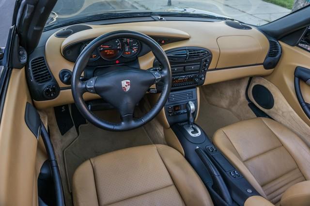 2001 Porsche Boxster  AUTO - LTHR - 95K MILES - 1-OWNER Reseda, CA 18