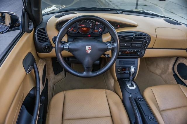 2001 Porsche Boxster  AUTO - LTHR - 95K MILES - 1-OWNER Reseda, CA 24
