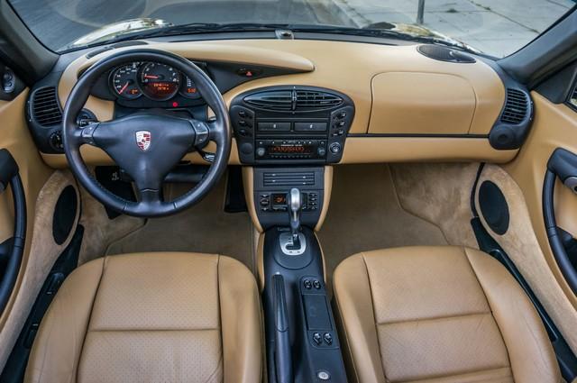 2001 Porsche Boxster  AUTO - LTHR - 95K MILES - 1-OWNER Reseda, CA 23