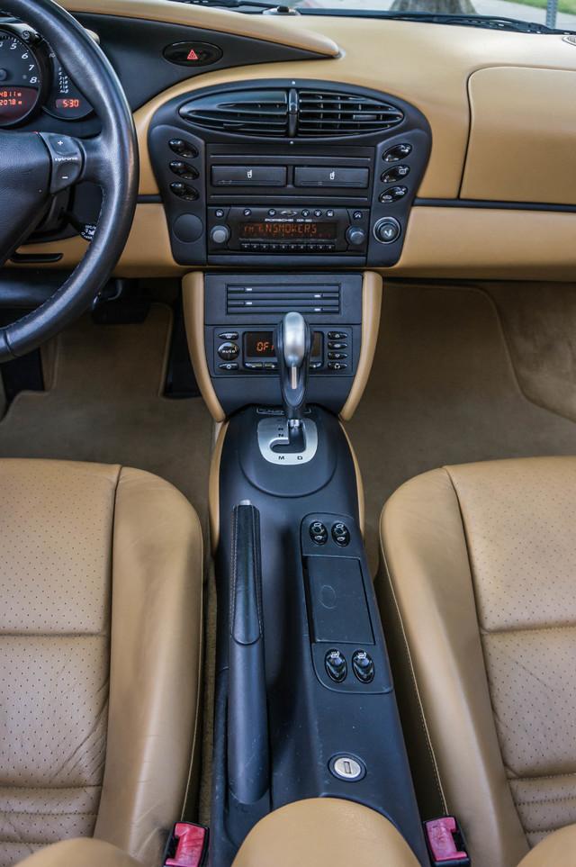 2001 Porsche Boxster  AUTO - LTHR - 95K MILES - 1-OWNER Reseda, CA 26