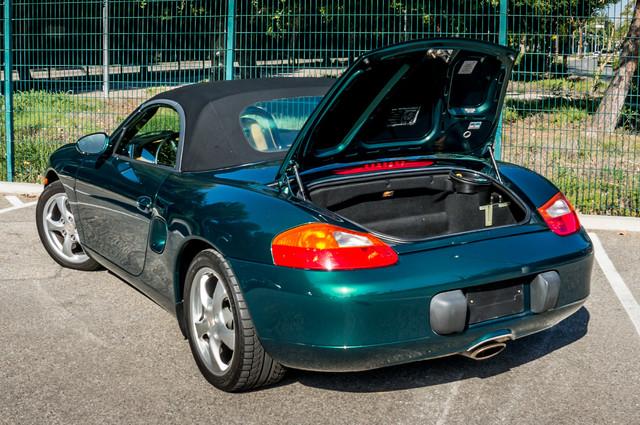 2001 Porsche Boxster  MANUAL - LTHR - ONLY 23K MILES Reseda, CA 12