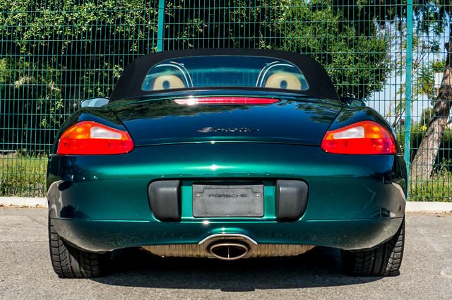 2001 Porsche Boxster  MANUAL - LTHR - ONLY 23K MILES Reseda, CA 10
