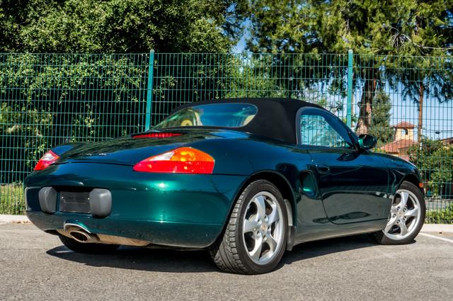 2001 Porsche Boxster  MANUAL - LTHR - ONLY 23K MILES Reseda, CA 11
