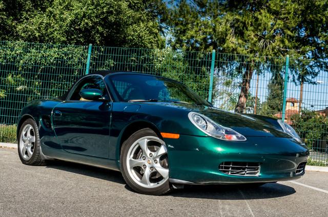 2001 Porsche Boxster  MANUAL - LTHR - ONLY 23K MILES Reseda, CA 6