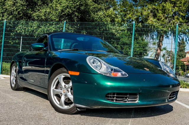 2001 Porsche Boxster  MANUAL - LTHR - ONLY 23K MILES Reseda, CA 37