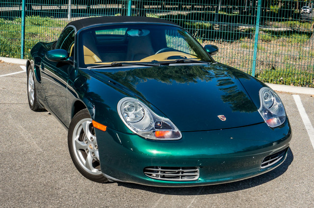 2001 Porsche Boxster  MANUAL - LTHR - ONLY 23K MILES Reseda, CA 35