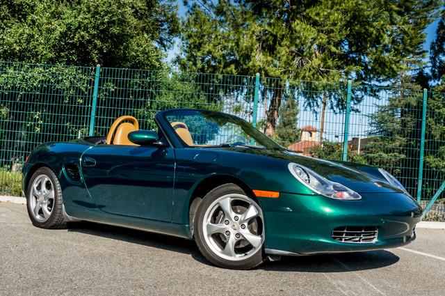 2001 Porsche Boxster  MANUAL - LTHR - ONLY 23K MILES Reseda, CA 5