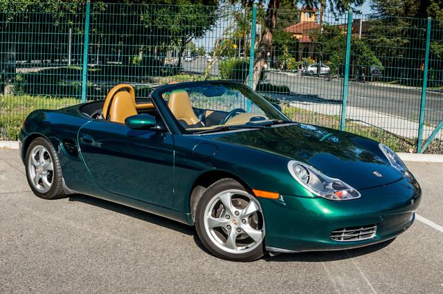 2001 Porsche Boxster  MANUAL - LTHR - ONLY 23K MILES Reseda, CA 41