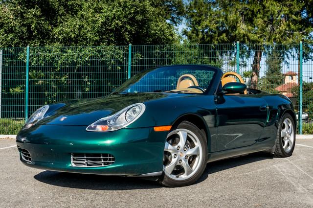 2001 Porsche Boxster  MANUAL - LTHR - ONLY 23K MILES Reseda, CA 39