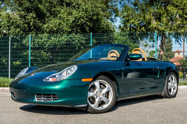 2001 Porsche Boxster  MANUAL - LTHR - ONLY 23K MILES Reseda, CA 3