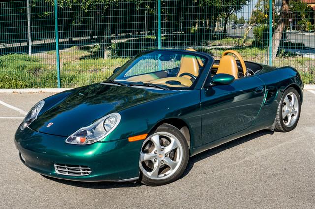 2001 Porsche Boxster  MANUAL - LTHR - ONLY 23K MILES Reseda, CA 40