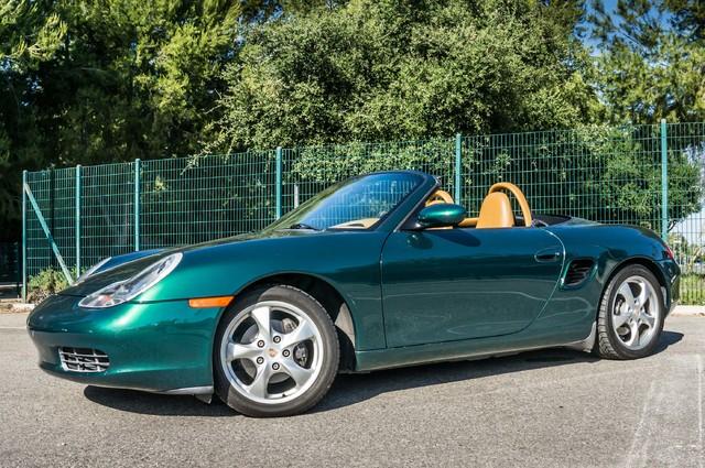 2001 Porsche Boxster  MANUAL - LTHR - ONLY 23K MILES Reseda, CA 38
