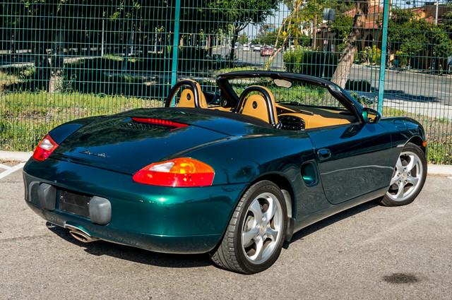 2001 Porsche Boxster  MANUAL - LTHR - ONLY 23K MILES Reseda, CA 43