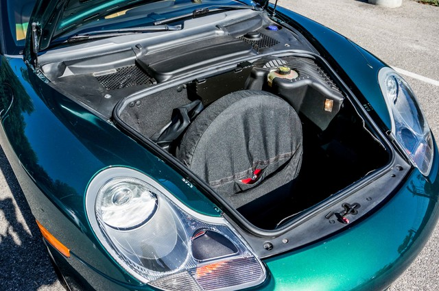 2001 Porsche Boxster  MANUAL - LTHR - ONLY 23K MILES Reseda, CA 32