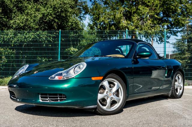 2001 Porsche Boxster  MANUAL - LTHR - ONLY 23K MILES Reseda, CA 2