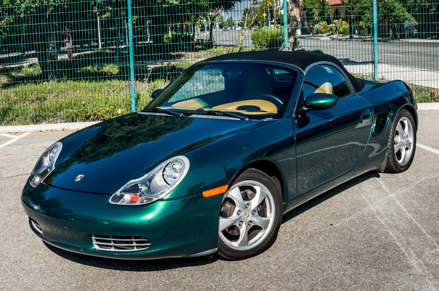 2001 Porsche Boxster  MANUAL - LTHR - ONLY 23K MILES Reseda, CA 1