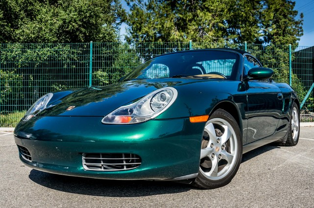 2001 Porsche Boxster  MANUAL - LTHR - ONLY 23K MILES Reseda, CA 33