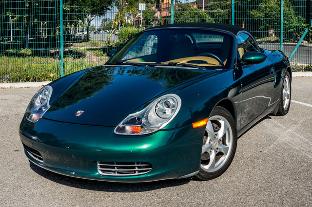 2001 Porsche Boxster  MANUAL - LTHR - ONLY 23K MILES Reseda, CA 34
