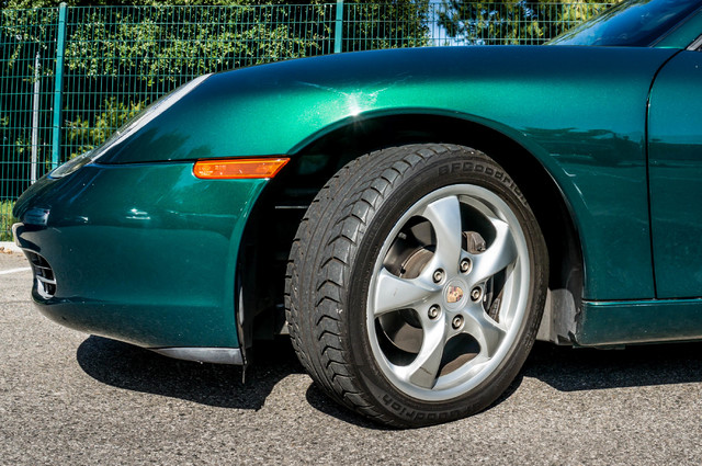 2001 Porsche Boxster  MANUAL - LTHR - ONLY 23K MILES Reseda, CA 14