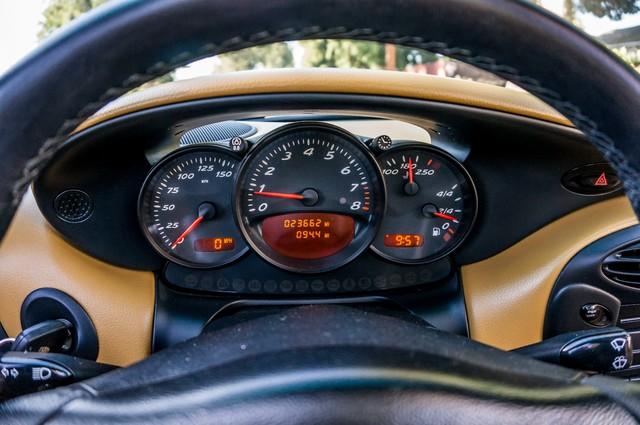 2001 Porsche Boxster  MANUAL - LTHR - ONLY 23K MILES Reseda, CA 17