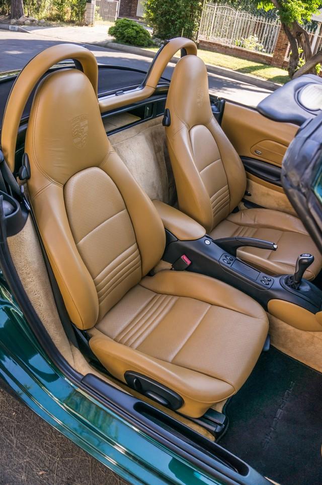 2001 Porsche Boxster  MANUAL - LTHR - ONLY 23K MILES Reseda, CA 27