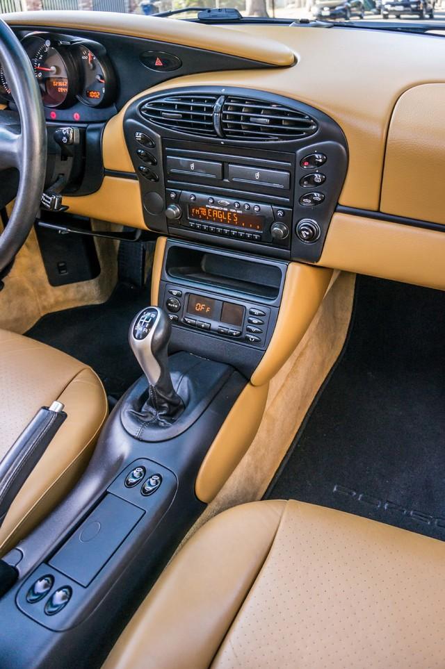 2001 Porsche Boxster  MANUAL - LTHR - ONLY 23K MILES Reseda, CA 21