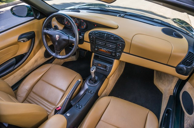 2001 Porsche Boxster  MANUAL - LTHR - ONLY 23K MILES Reseda, CA 29