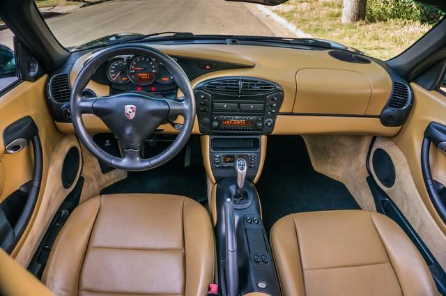 2001 Porsche Boxster  MANUAL - LTHR - ONLY 23K MILES Reseda, CA 19