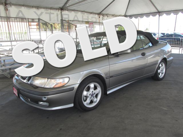 2001 Saab 9-3 SE Please call or e-mail to check availability All of our vehicles are available