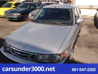 2001 Saab 9-3 Lake Worth , Florida 0