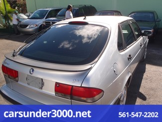 2001 Saab 9-3 Lake Worth , Florida 2