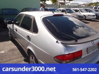 2001 Saab 9-3 Lake Worth , Florida 3