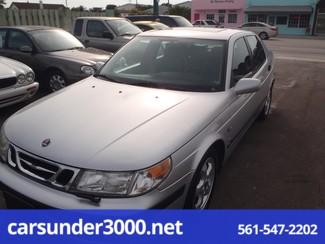 2001 Saab 9-5 SE Lake Worth , Florida 1