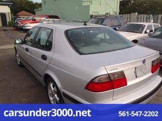 2001 Saab 9-5 SE Lake Worth , Florida 2