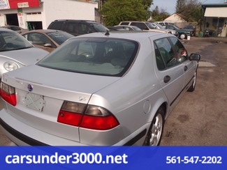 2001 Saab 9-5 SE Lake Worth , Florida 3
