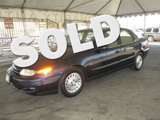 2001 Saturn LS Gardena, California
