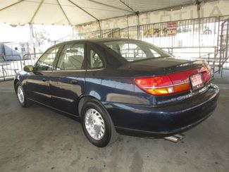 2001 Saturn LS Gardena, California 1